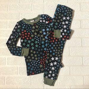 Gymboree Thermal Pajama Set